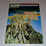 1994 GI Joe 30th Salute #60 A real American hero  Trading card